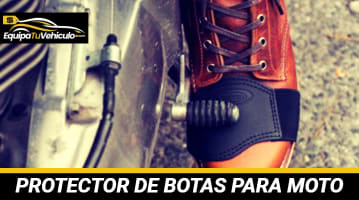 Protector de Botas para Moto