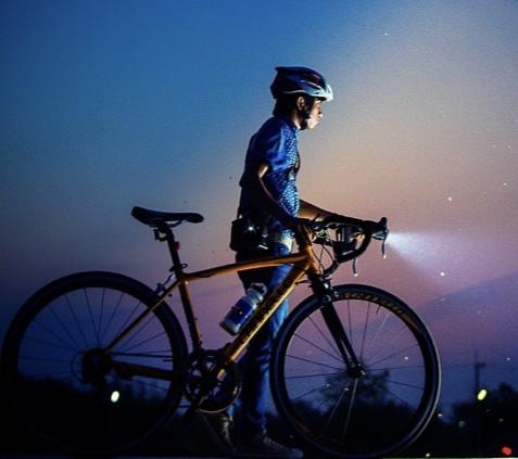 Cómo poner Luces para Bicicleta