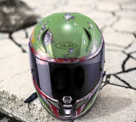 Por Qué Comprar el Casco para Moto Boba Fett