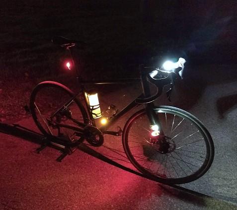 Qué Luces para Bicicleta comprar