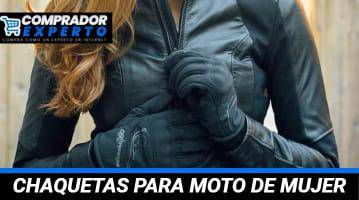Chaquetas para Moto de Mujer