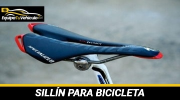Sillín para Bicicleta