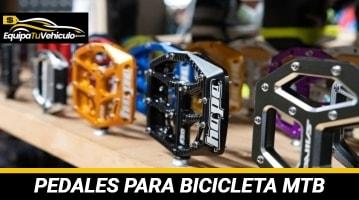Pedales para Bicicleta MTB