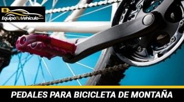 Pedales para Bicicleta de Montaña