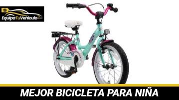 Mejores Bicicletas para Niña