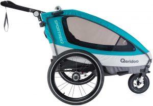 Qué tomar en cuenta para Comprar Remolque de Bicicleta para Niños