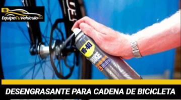 Desengrasante para Cadena de Bicicleta