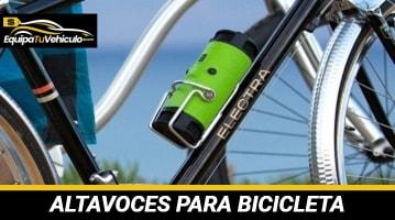Altavoces para Bicicleta