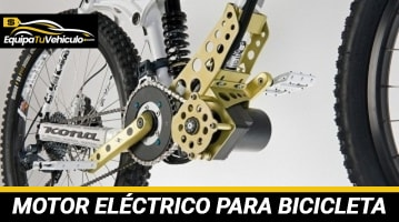 Motor Eléctrico para Bicicleta
