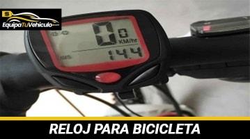 Reloj para Bicicleta