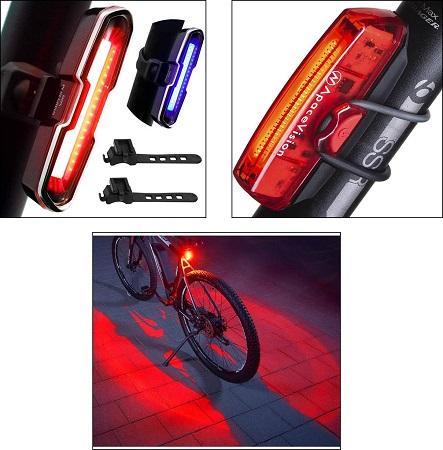 Qué Luces Traseras para Bicicleta comprar