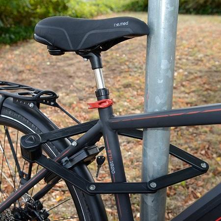 Qué debo tomar en cuenta para Comprar un Candado para Bicicleta