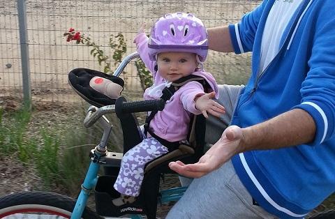 Qué considerar al comprar una Silla para Bicicleta de Bebé