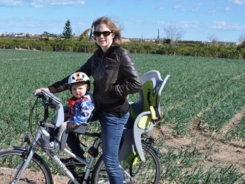 Cuál Silla para Bicicleta de Bebé comprar