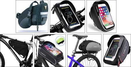 Qué Bolsa para Bicicleta comprar