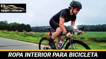 Ropa Interior para Bicicleta