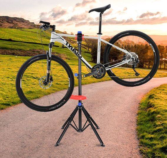 caballete para bicicleta caracteristicas