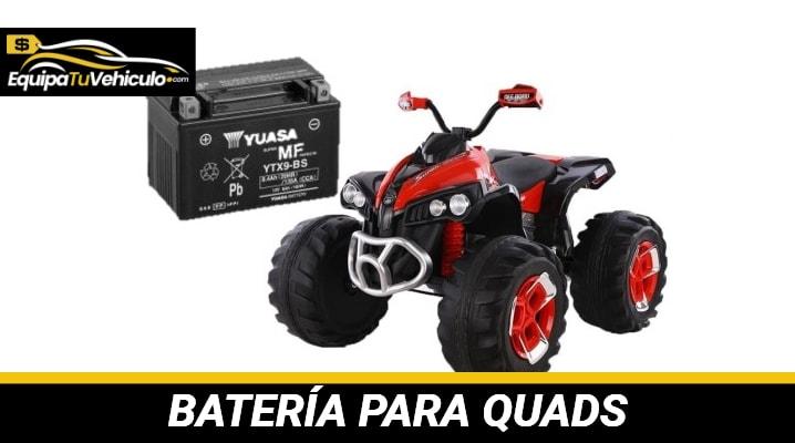 Batería para Quads