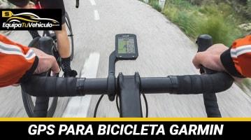 Mejor GPS para Bicicleta Garmin