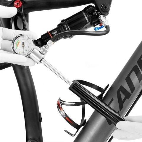 Cómo usar las Bombas de Aire para Bicicleta