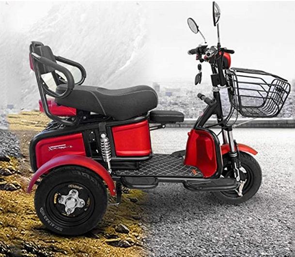 que tomar en cuenta para comprar triciclo electrico adultos