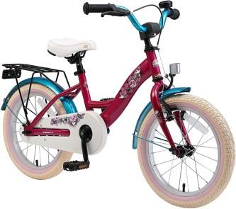 para qué edad es la Bicicleta 16 Pulgadas