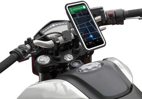 Soporte Móvil Magnético de Moto Shapeheart