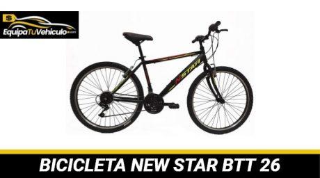 Mejor Bicicleta New Star BTT 26