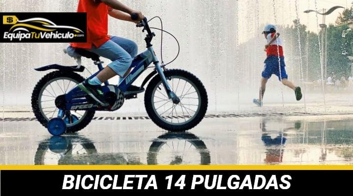 Mejores Bicicletas 14 Pulgadas