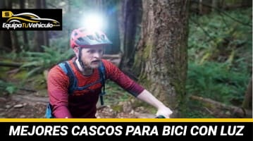 Mejores Cascos para Bici con Luz
